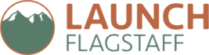 LAUNCH Flagstaff logo horizontal