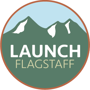 LAUNCH Flagstaff Logo
