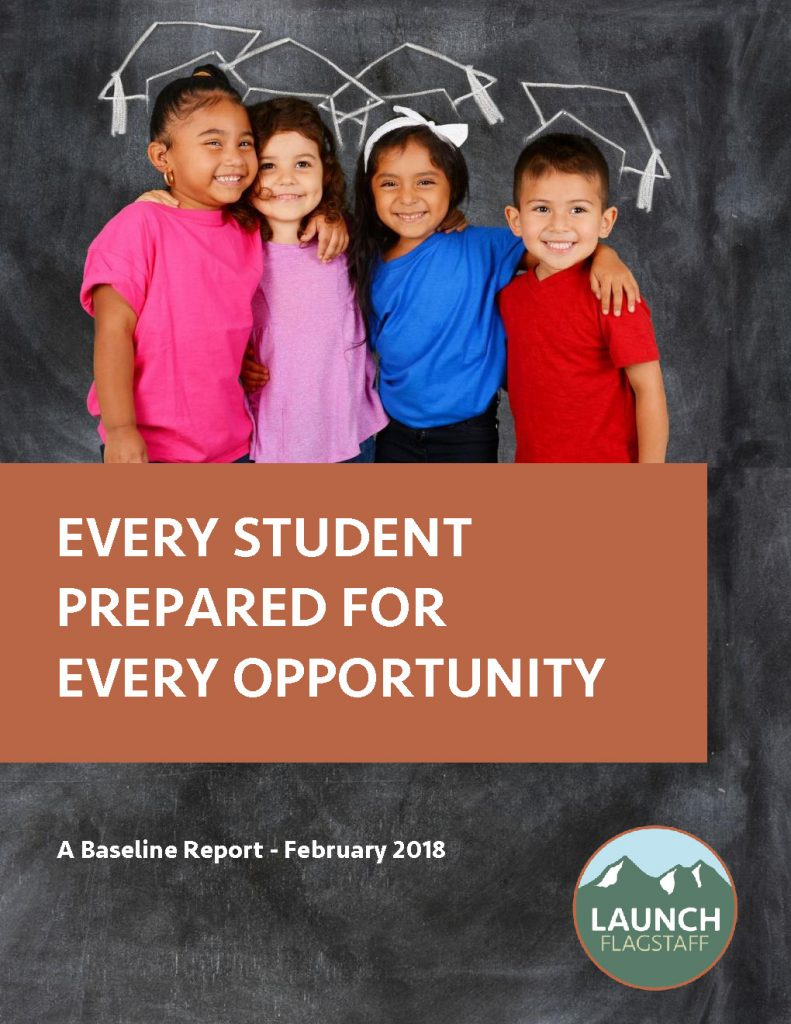 LAUNCH Flagstaff Baseline Report Cover