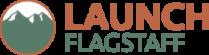 LAUNCH Flagstaff logo horizontal