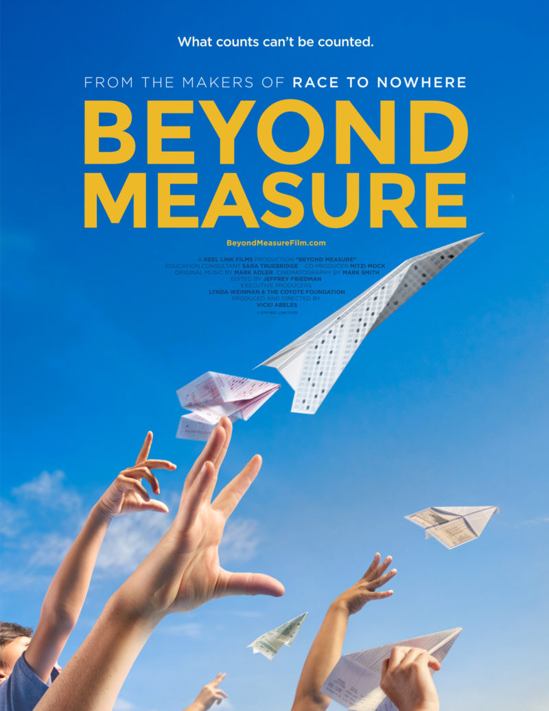Beyond Measure Film Poster